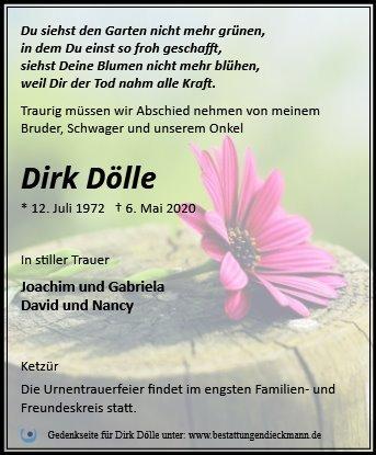 Profilbild von Dirk Dölle
