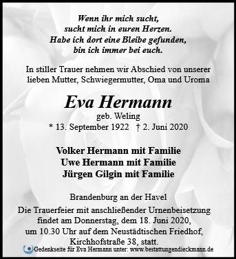 Profilbild von Eva Hermann