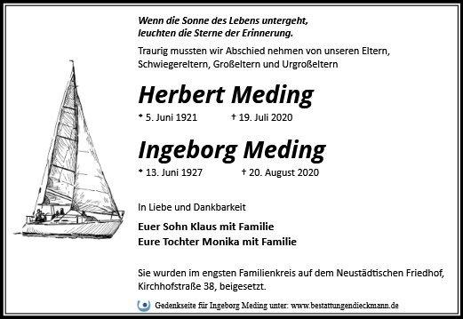 Profilbild von Ingeborg Meding