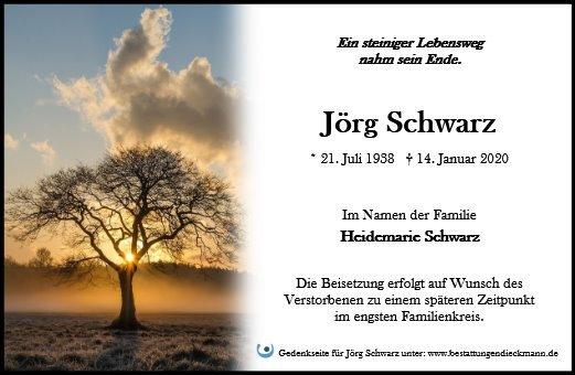 Profilbild von Jörg Schwarz