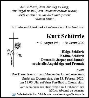 Profilbild von Kurt Schürrle