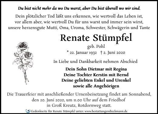 Profilbild von Renate Stümpfel