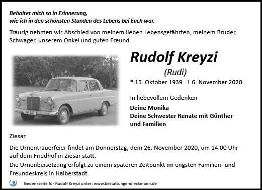 Profilbild von Rudolf Kreyzi